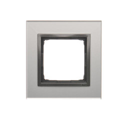 DRN1/72  Rámček 1 - násobný sklenený búrková/antracit