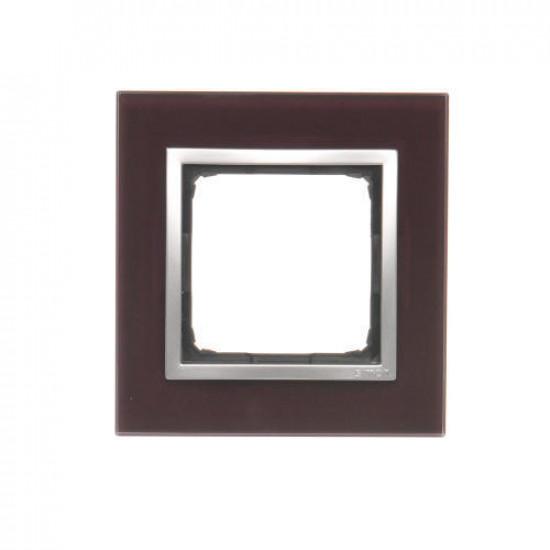 DRN1/89  Rámček 1 - násobný sklenený slivková
